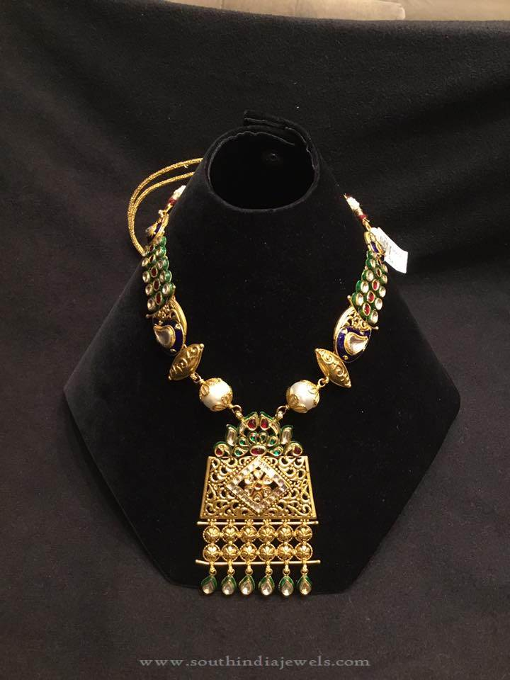 Designer Kundan Necklace from PSJ
