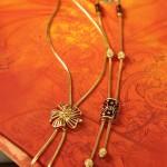 Gold Designer Chains From Manubhai