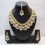 Hyderabad Guttapsualu Pearl Necklace