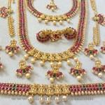 Imitation Kemp Bridal Jewellery Sets