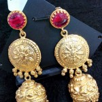 Latest Model Layered Jhumkas