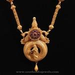 22Kt Temple Jewellery Designs