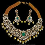 Diamond Necklae Set from Karni Jewellers