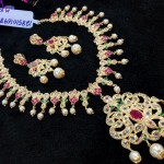 One Gram Gold Necklace from Temple Collections