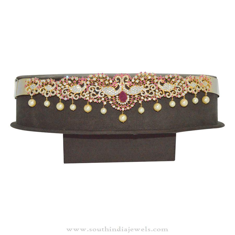 1 gm gold jewellery Vadanam
