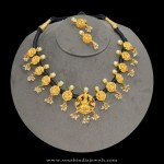 Black Dori Necklace with Price
