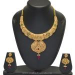 Imitation Gold Necklace Set from Sri Fine Jewellery