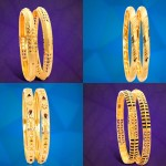 GRT Jewellers Gold Bangle Designs
