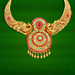 GRT Jewellers Bridal Necklace Collection
