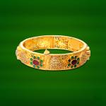 GRT Jewels Gold Bangle Design