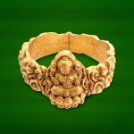 Gold Single Bangle Designs from GRT