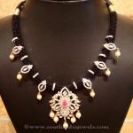 Light Weight Gold Dori Necklace