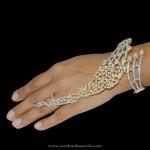 One Gram Gold Haathpanjaja Design