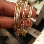 50 Grams Latest Model Gold Bangles