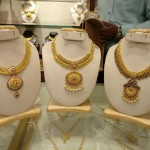 Beautiful Gold Necklace Collections 2016