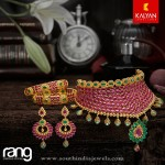 Bridal Jewellery Set from Kalayan Jewellers