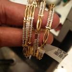 50 Grams Gold Bangles Set