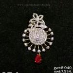 Latest Diamond Pendant Design