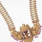 Heavy Gold Haram Design
