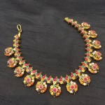 Navarathna Choker Necklace from Big Shop