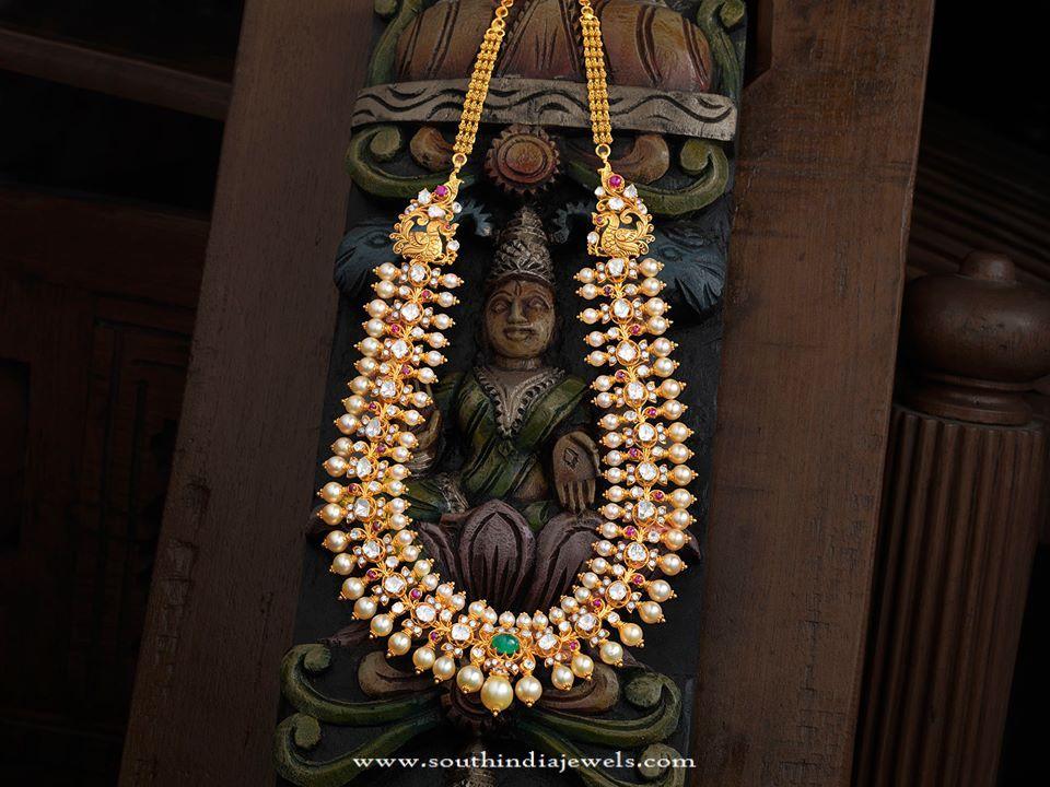 Antique Pearl Jewllerry Necklace