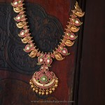 South Indian Style Gold Antique Jewellery
