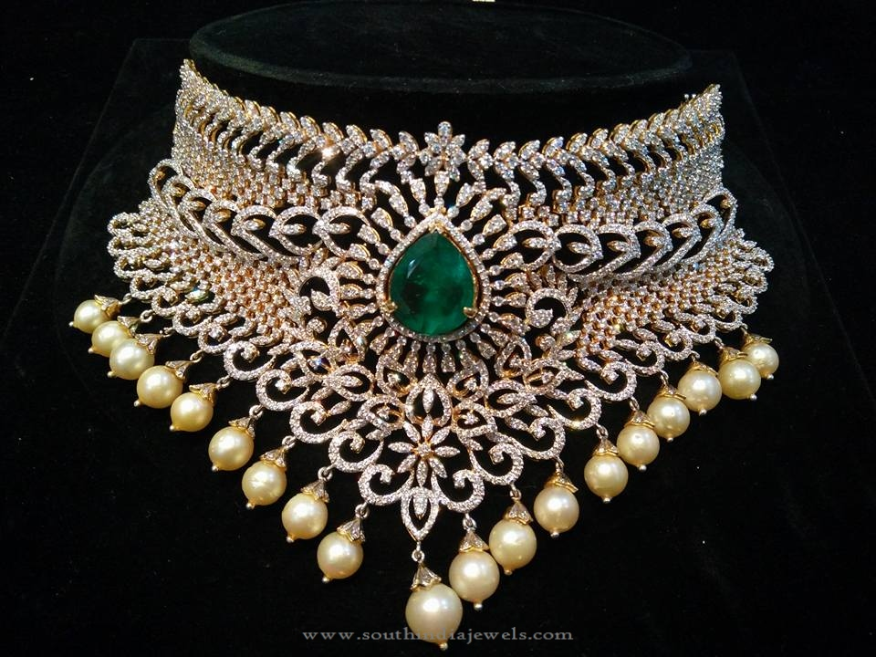 South Indian Diamond Jewellery Designs