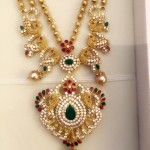 Beautiful Gold Necklace Design