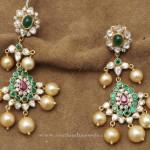 Gorgeous Gold Earrings Design