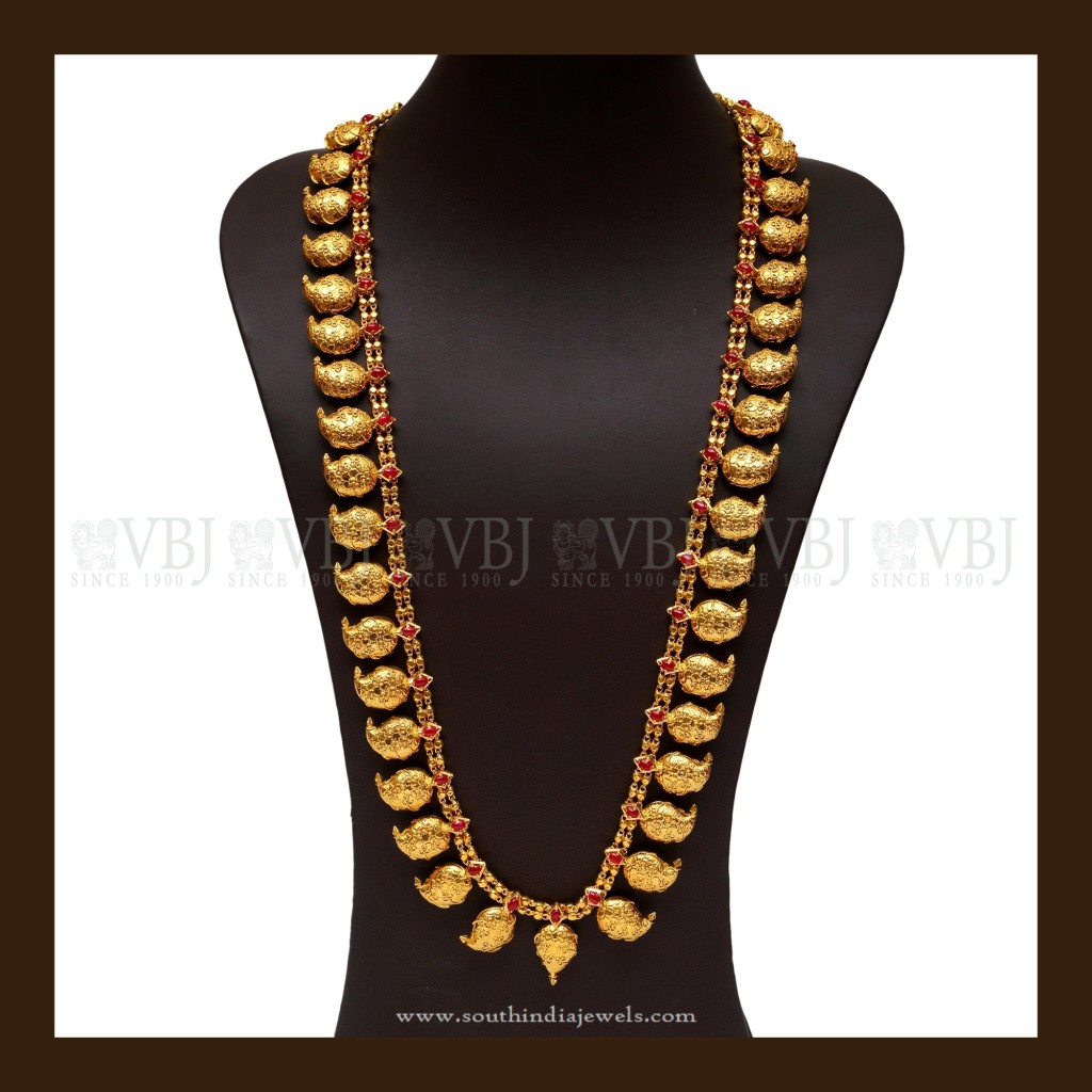 Gold Ruby Mango Haram