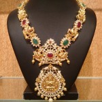 Gold Traditional Antique Haram