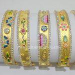24 Grams Gold Bangle Designs