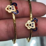 Latest Gold Bangles Collection for Kids