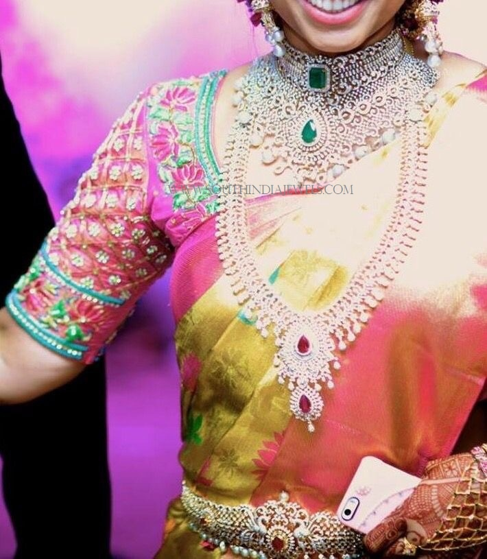 Gold Jewellery Sets for Wedding