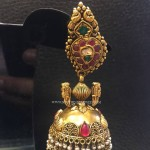 Gorgeous Antique Jhumka Design