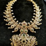 Gold Plated Silver Mango Necklace