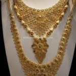 Bridal Jewellery Set From ASR Thangamaligai