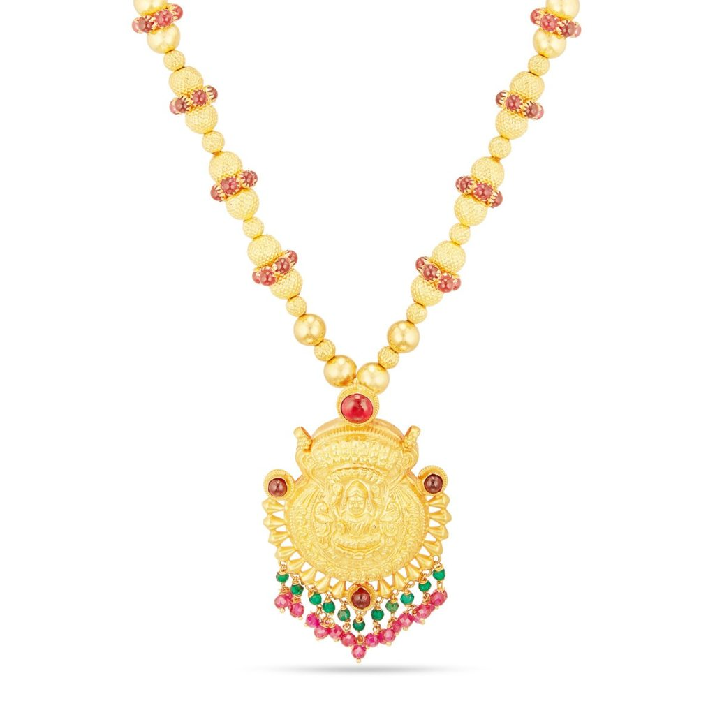 Gold Necklace Designs in 15 Grams With Price