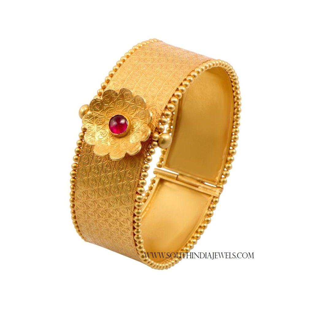 joy alukkas gold bangles designs with price