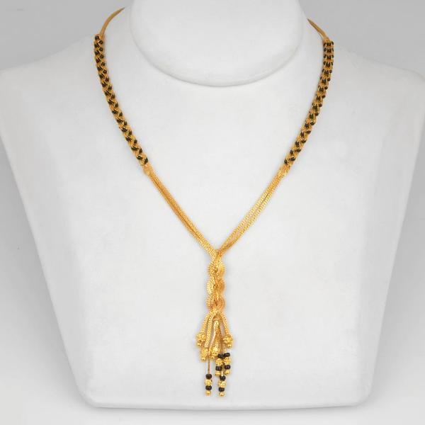 Gold Mangalsutra Designs From Waman Hari Pethe