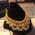 Latest Ruby Guttapsualu Necklace