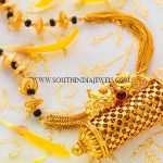 Mangalsutra Pendant Designs in Gold
