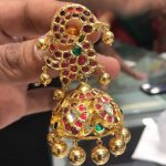Gold Buttalu Earrings Designs With Price