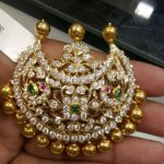 30 Grams Gold Pendant Design