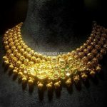 Gold Antique Choker From CMR Jewels