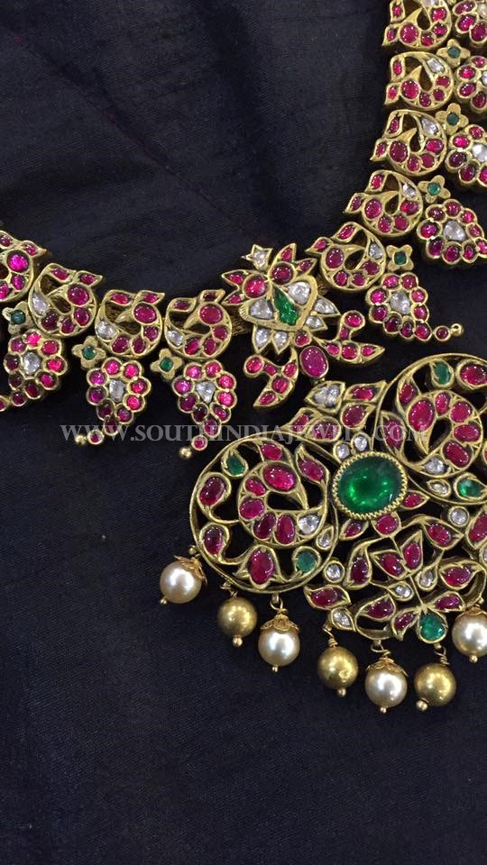 Gold Antique Kemp Necklace From Big Shop