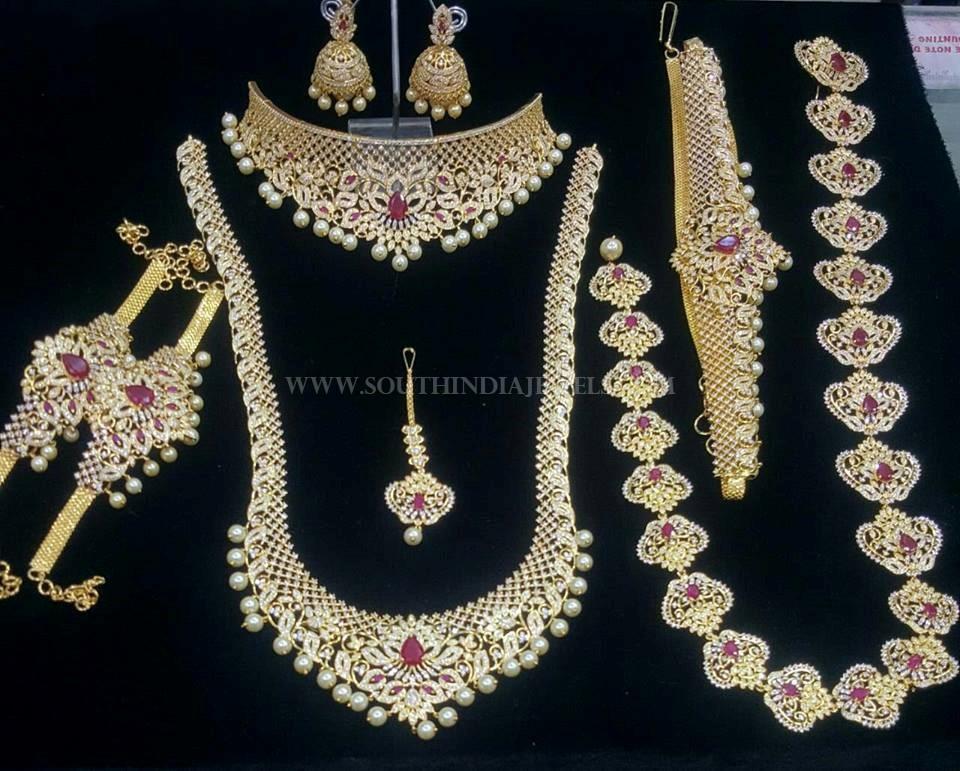 Imitation Jewellery Set From Simma Jewels