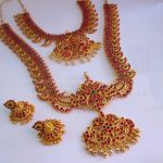 Ruby Mango Set From Simma Jewels