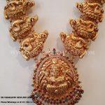Temple Jewellery From Sri Mahalaxmi Gems & Jewellers