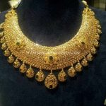 Grand Gold Choker From CMR Jewels